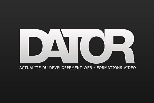 Dator Blog - développement & life